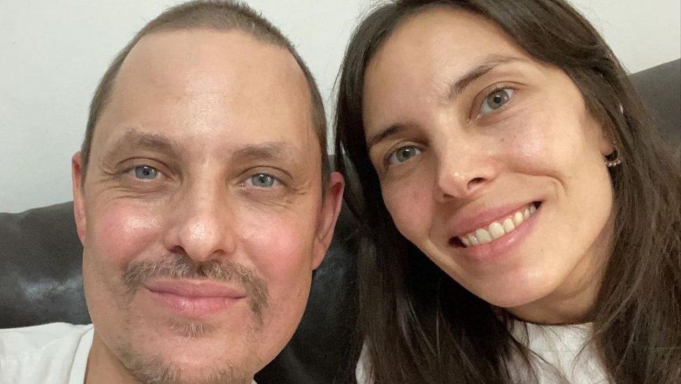 Lío Pecoraro y Laura Pecoraro