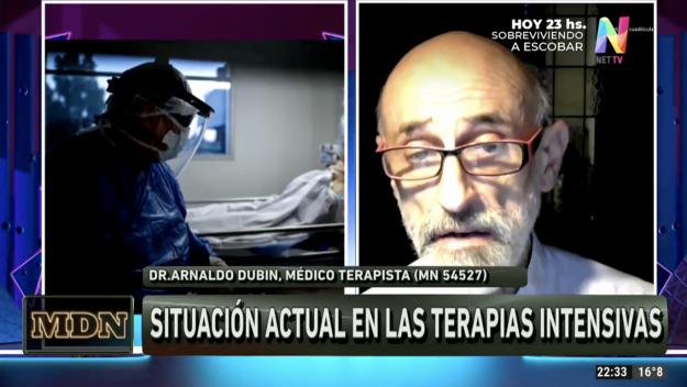 Dr. Arnaldo Dubin