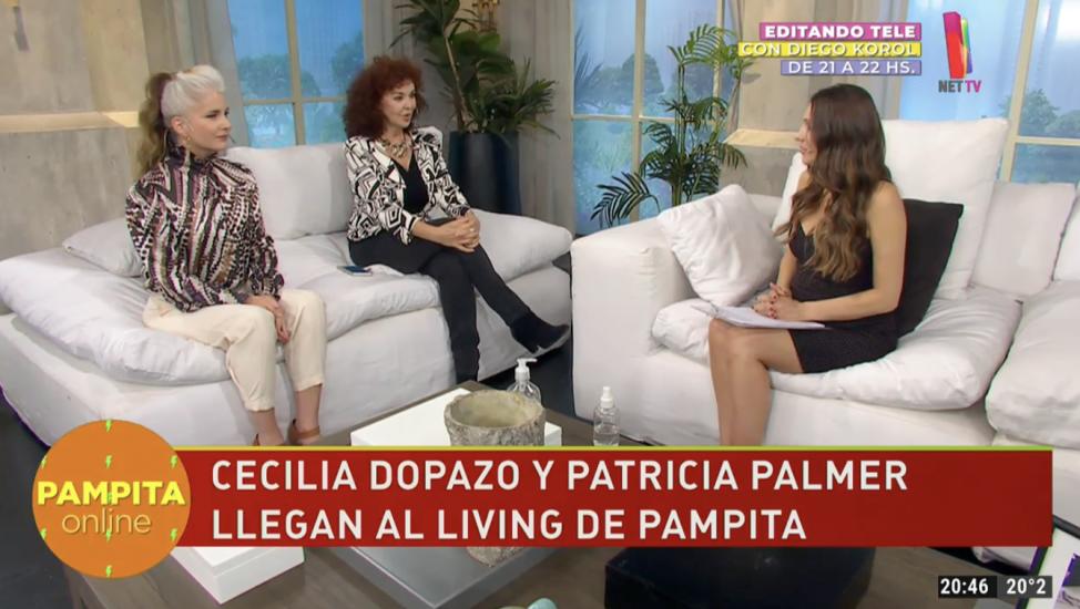 Pampita Online 15042021