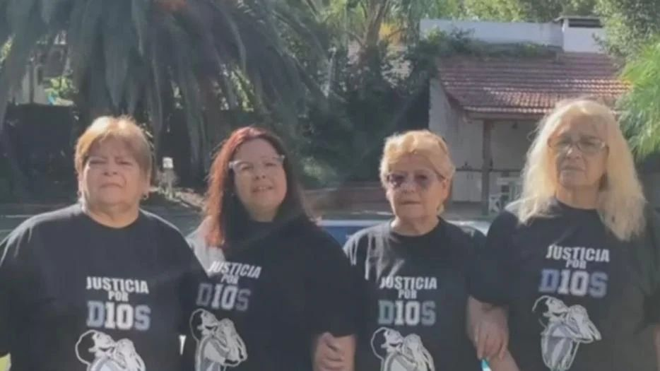 Hermanas Diego Maradona