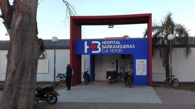 Hospital Eva Perón en Chaco