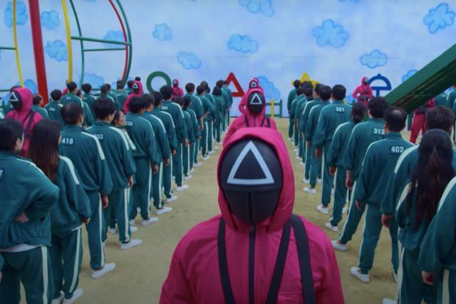 'El Juego del Calamar' alcanzó el récord de 111 millones de espectadores en Netflix